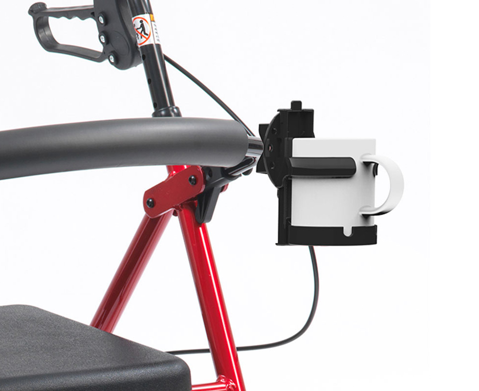 Cup Holder Rollator Zoomed Cover