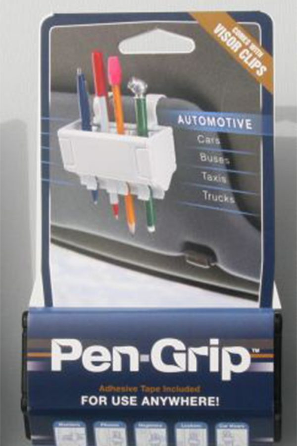 Pen Grip Back