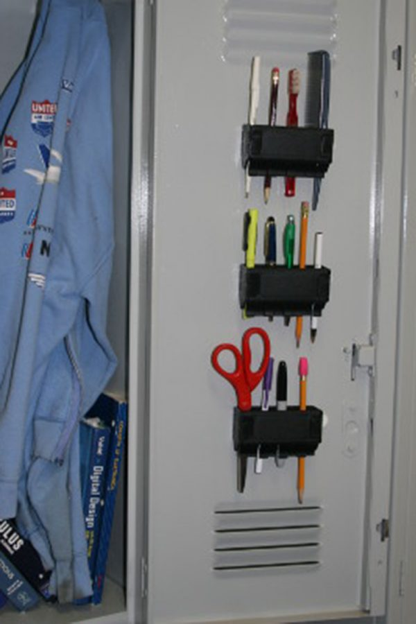 Pen Grip Locker