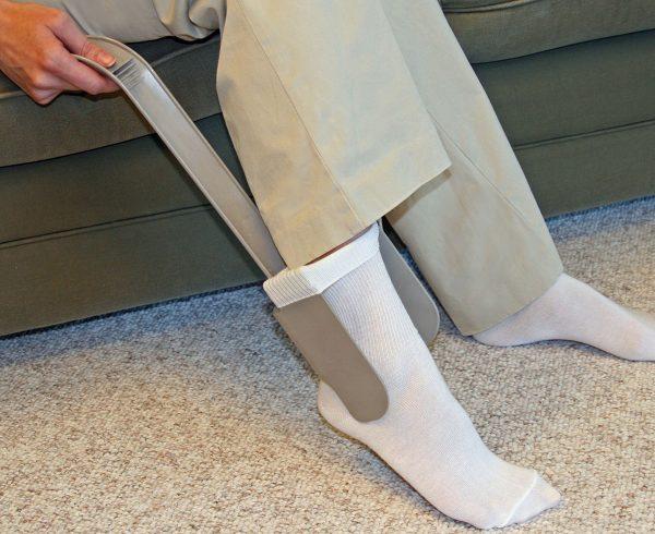 Sock Horse Sock Aid