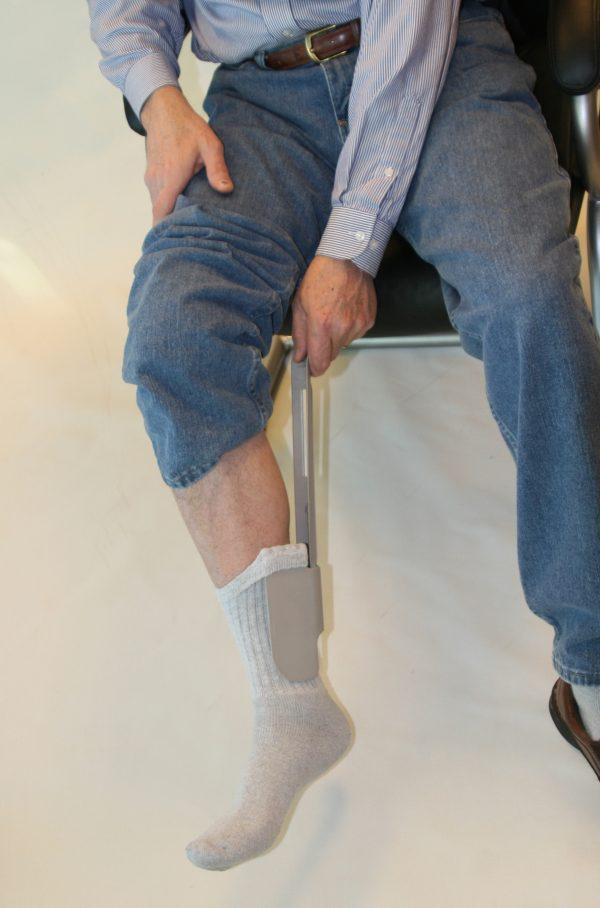 Sock Horse Sock Aid Pulling Sock