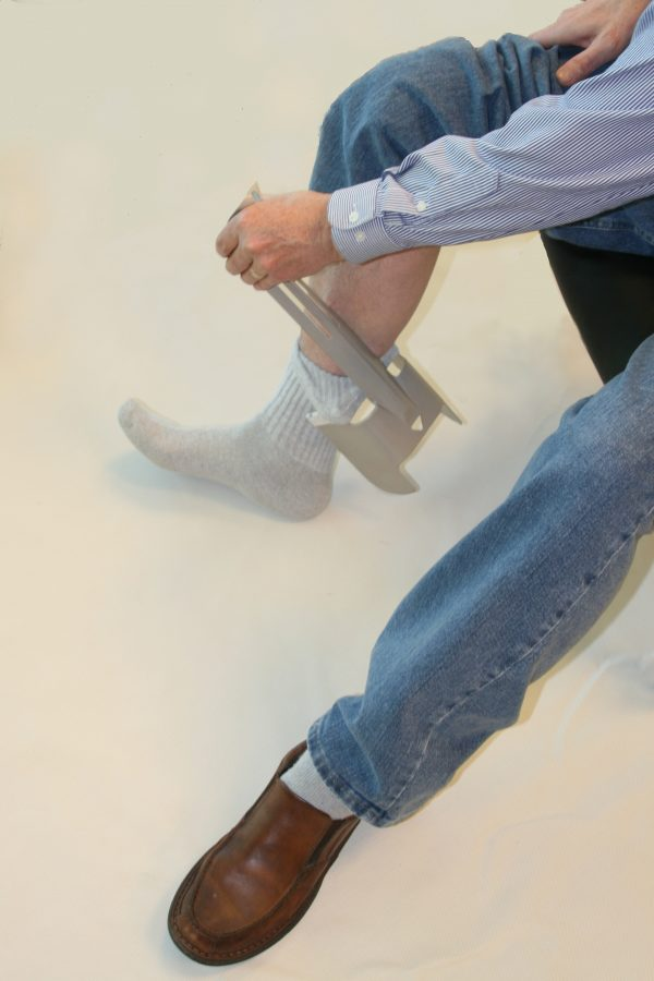 Sock Horse Sock Aid Removing Sock