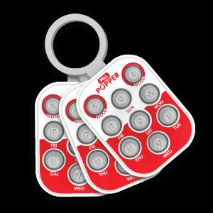 Pill Popper 3 Pack