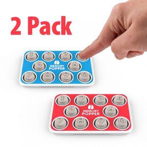 Memory Popper 2 Pack